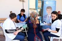 CİLT BAKIMI - Korkuteli'nin Yaylalarına Mobil Hizmet