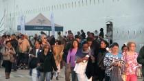 MERYEM ANA - Kuşadası Limanı'na bu yıl 152 kruvaziyer demirledi