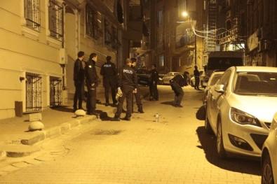 Maskeli Şahıs Birini Silahla Vurup Kayıplara Karıştı