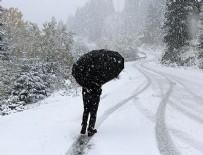 SAĞANAK YAĞIŞ - Meteorolojiden dikkat çeken uyarı