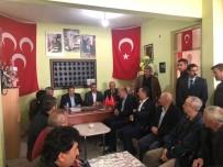 Milletvekili Fendoğlu'ndan İki İlçeye Ziyaret