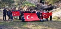 SABİHA GÖKÇEN - Pedallar Atatürk İçin Döndü