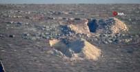 AFRİN - PYD'liler Mezarlarını Kazmaya Devam Ediyor
