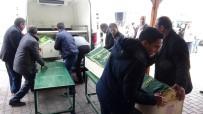 KÖY KORUCUSU - Şanlıurfa'daki Kavgada Ölenlerin Cenazeleri Adli Tıptan Alındı