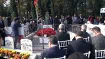 SAKARYA VALİSİ - Şehit Kaymakam Safitürk, Mezarı Başında Anıldı