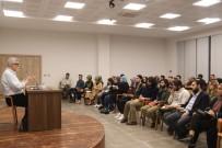 Serdivan Fikir Ve Sanat'ta Politika Teorisi Konuşuldu