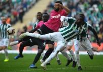 TUNAY TORUN - Spor Toto Süper Lig Açıklaması Bursaspor Açıklaması 1 - Kasımpaşa Açıklaması 2 (Maç Sonucu)