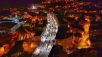 SOSYAL PAYLAŞIM - Ters Laleler Hakkari Caddelerine Işık Saçıyor