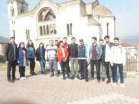 ZABITA MEMURU - Üniversite Öğrencilerinin Osmaneli Gezisi