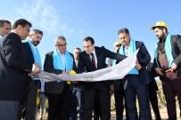 AHMET AYDIN - Vali Pekmez Ve Milletvekilleri Sosyal Yatırımları İnceledi