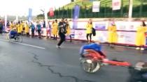 TÜRKİYE ATLETİZM FEDERASYONU - Vodafone 40. İstanbul Maratonu Başladı