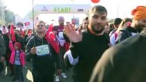 TÜRKİYE ATLETİZM FEDERASYONU - Vodafone 40. İstanbul Maratonu Sona Erdi