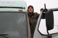ERKILET - 50 Yaşındaki Kadın E Sınıfı Ehliyet Aldı