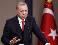 Cumhurbaşkanı Erdoğan'dan hakim ve savcılara mesaj