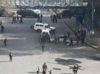 İSTİKLAL - Afganistan'da İntihar Saldırısı Açıklaması 3 Ölü, 8 Yaralı