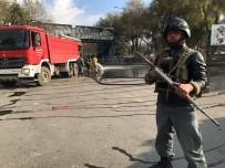 KONTROL NOKTASI - Afganistan'da İntihar Saldırısı Açıklaması1'i Polis 6 Ölü