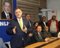 AK Parti Eski İl Başkanları Ayar Ve Saylar Aday Adaylığı Başvurusunda Bulundu