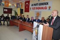 Ak Parti Gemerek İlçe Başkanlığı Aday Adaylarını Tanıttı