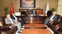 İL SAĞLIK MÜDÜRÜ - AK Parti Heyetinden Müdür Sünnetçioğlu'na Ziyaret