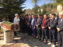 FUAT GÜREL - AK Parti İl Başkanı Altınöz'ün Acı Günü
