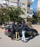 MOĞOLISTAN - Antalya'da 27 Bin TL'lik Giyim Eşyası Çalan 4 Moğol Hırsız Yakalandı