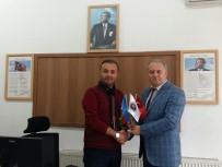 Asimder Başkanı Gülbey, Okul Müdürleri Bilen Ve Erol'u Ziyaret Etti