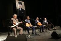 GAZI MUSTAFA KEMAL - Atatürk, Aşıklarla Anıldı