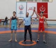 Atatürk'ü Anma Kupası Güreş Müsabakaları Tamamlandı