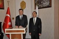 ÖĞRETMENEVI - Bakan Selçuk, Vali Öksüz'ü Makamında Ziyaret Etti