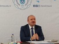 Bandırma'ya Mimarlık Fakültesi Başvuru Yapıldı