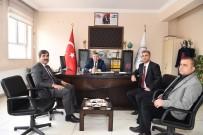 BİLGİ EVLERİ - Başkan Asya'dan Şehit Davut Karaçam Anadolu İmam Hatip Lisesine Ziyaret