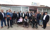 Başkan Karaosmanoğlu Engelli Vatandaşlarla Bir Araya Geldi