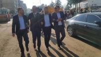 Başkan Seçen, İl Başkanı Yanar Ve Milletvekilleri Asfalt Çalışmasını Yerinde İnceledi
