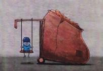 ORHAN ÖZTÜRK - Bayraklı'da Yılın En İyi Karikatürleri Belli Oldu
