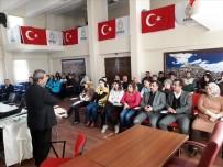 ŞAKIR ÖNER ÖZTÜRK - Belediye Personellerine Bağımlılık İle Mücadele Eğitimi