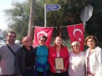 BODRUM BELEDİYESİ - Bodrum Belediyesinden Şehide Vefa