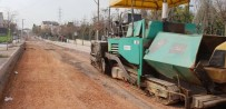 Çamlıtepe'de Aslfat Çalışmaları Sürüyor