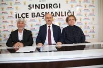 Cemal Kocataş, Sındırgı Belediye Başkanlığı'na Aday Adayı Oldu