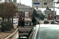 Çocukların Kamyonet Kasasında Tehlikeli Yolculuğu