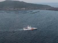 Dikili'de Tekne Battı, Düzensiz Göçmenler Aranıyor