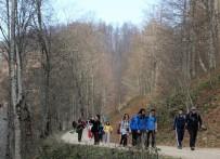Doğa Yürüyüşleri Yörükyeri Parkuru İle Devam Etti