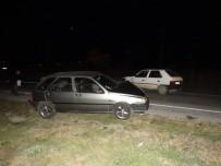 Domaniç'te Trafik Kazası Açıklaması 4 Yaralı
