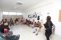 MASA TENİSİ - (Düzeltme) Erçek Yaşam Merkezine Yoğun İlgi