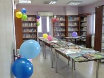 KÜTÜPHANE - Eğirdir'de 'Dünya Çocuk Kitapları Haftası' Sergisi