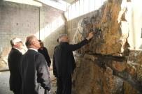 YUSUF ZIYA GÜNAYDıN - Ergenekon Müzesi'ne 2 Bin Tonluk Ergenekon Destanı Canlandırması