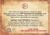 AHILIK - Esnaf, Ülkücü Şehit Yusuf İmamoğlu'nun Anısına 35 Kuruş Siftahla Dükkan Açtı