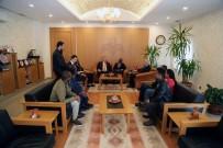 Etiyopya Heyetinden Vali Kamçı'ya Ziyaret