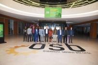 SÜLEYMAN KAMÇI - Etiyopya'lı Heyetten Kayseri OSB Ziyareti