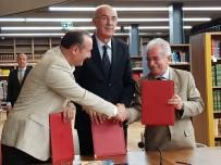 SÜLEYMAN DEMIREL ÜNIVERSITESI - ETÜ '2019 Prof. Dr. Fuat Sezgin Yılı' İşbirliği Protokolünü İmzaladı
