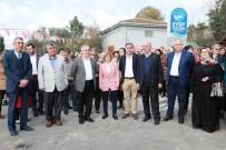 KEMERBURGAZ - Eyüpsultan'a Yeni Park Kazandırıldı